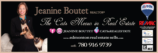 Edmonton Pet Expo with Jeanine Boutet, The Cats Meow