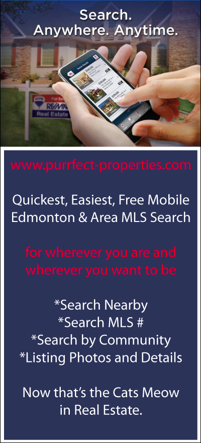 Edmonton Real Estate Quick and Easy Mobile Search