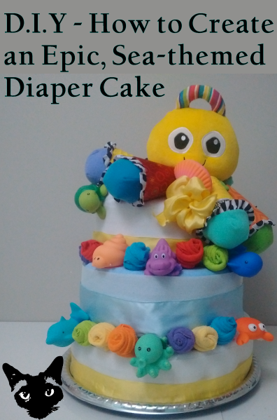 Purrfect properties blog blog archive how to make a diaper list of supplies to create an epic sea themed diaper cake publicscrutiny Image collections