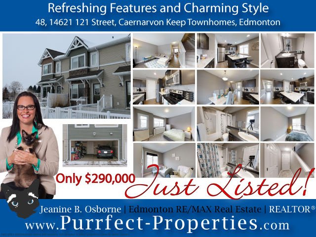 2014 2 Storey Townhome For Sale in Caernarvon