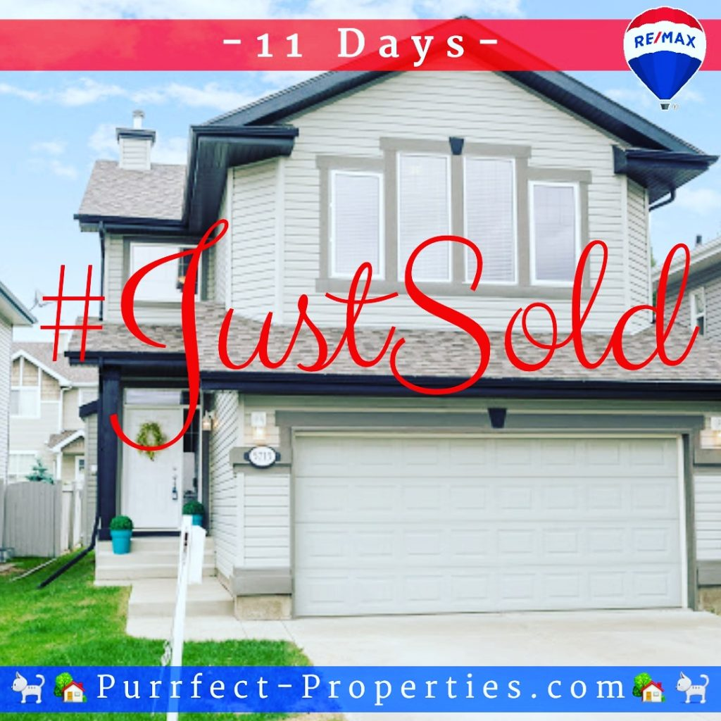 Just Sold 5715 201 Street in Edmonton